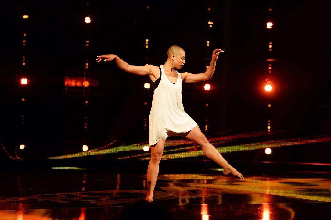 Got-To-Dance-Sarah-03-SAT1-ProSieben-Willi-Weber-TEASER - Bildquelle: SAT.1/ProSieben/Willi Weber