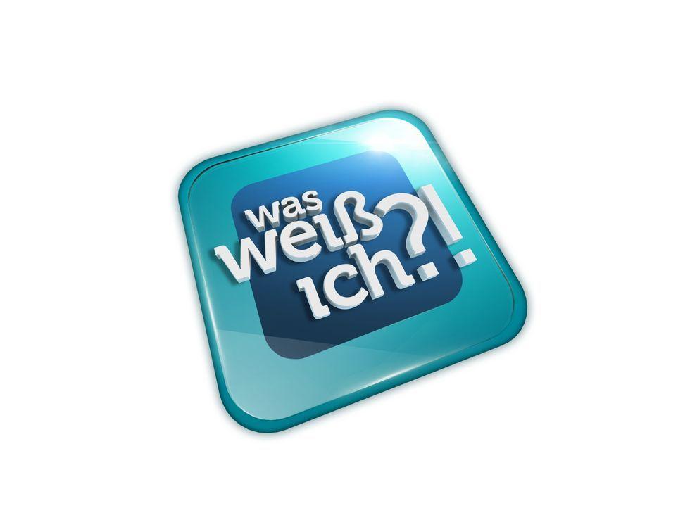 WAS WEISS ICH?! - Logo - Bildquelle: SAT.1
