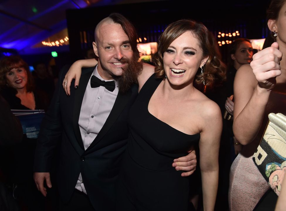 Critcs-Choice-Awards-160117-Will-Forte-Rachel-Bloom-getty-AFP - Bildquelle: getty-AFP