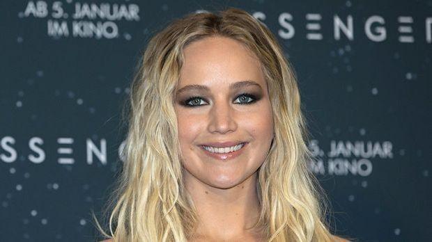 Jennifer Lawrence nach Notlandung wohl auf