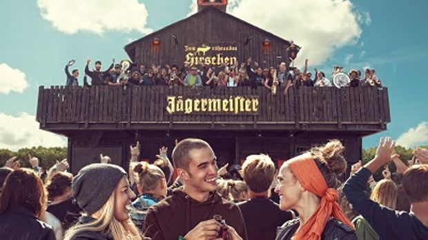 Jägermeister Balkon
