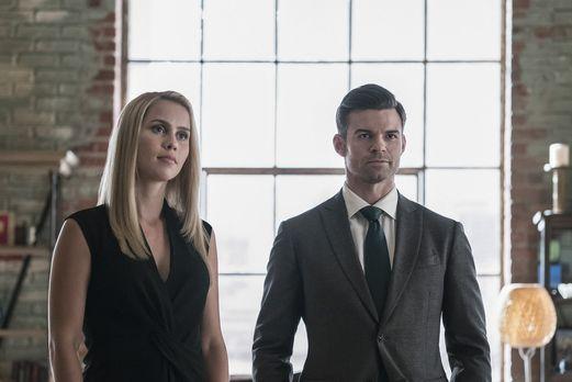 Nachdem sie erweckt und geheilt wurden, wollen Rebekah (Claire Holt, l.), Eli...