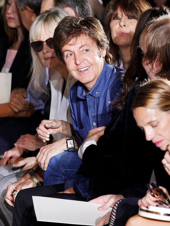 Sir-Paul-McCartney-11-10-03-AFP - Bildquelle: AFP