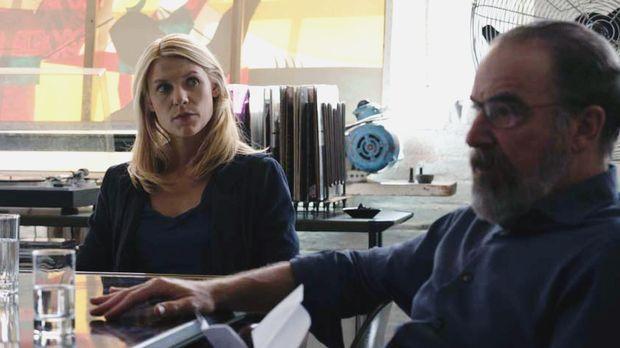 Das CIA und der BND starten eine gemeinsame Operation, nachdem Carrie (Claire...