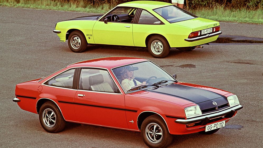 Umbau-Legende Opel Manta B Coupé - Bildquelle: Opel