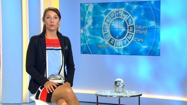 fruehstuecksfernsehen-kirsten-hanser-astrologie-28062012 - Bildquelle: SAT.1