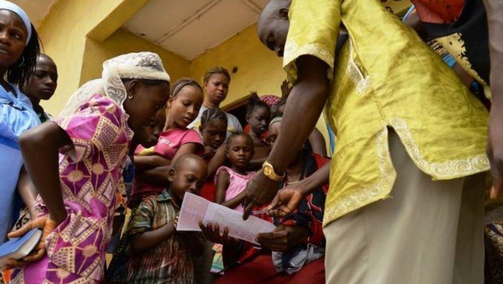 RED NOSE DAY hilft im Kampf gegen Ebola