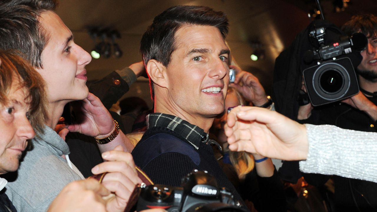 Tom Cruise - Bildquelle: dpa