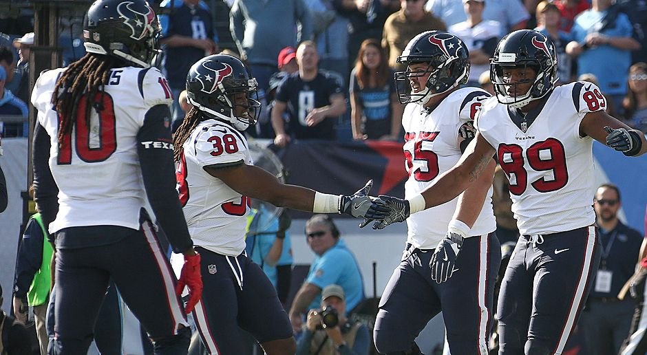 Platz 32: Houston Texans (AFC South) - Bildquelle: 2017 Getty Images