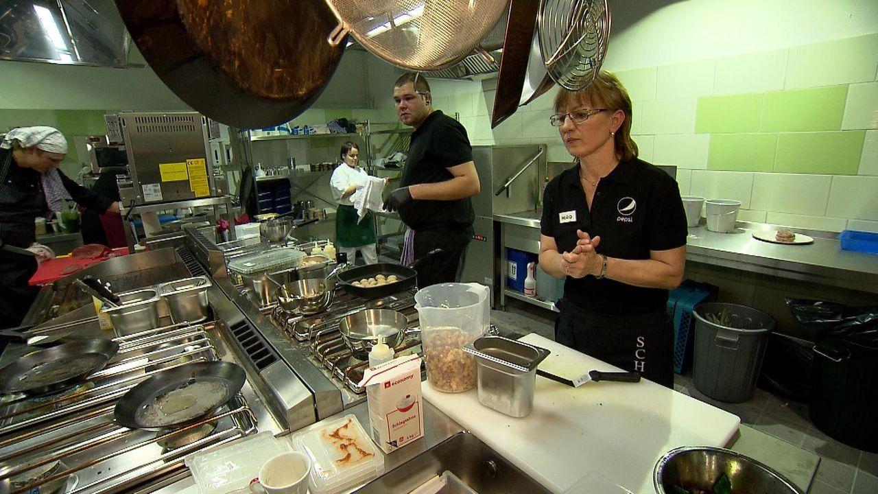 """""""Restaurants am Limit"""" wirft einen Blick auf fünf Restaurants und ihren Weg zum Erfolg oder Misserfolg ... - Bildquelle: kabel eins"""