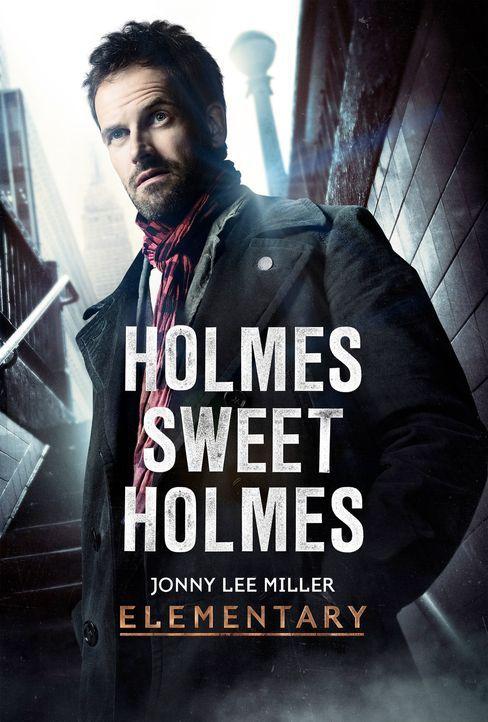 (1. Staffel) - Nachdem er in London in Ungnade gefallen ist und eine Zeit in einer Reha-Klinik verbrachte, muss Meisterdetektiv Sherlock Holmes (Jon... - Bildquelle: CBS Television