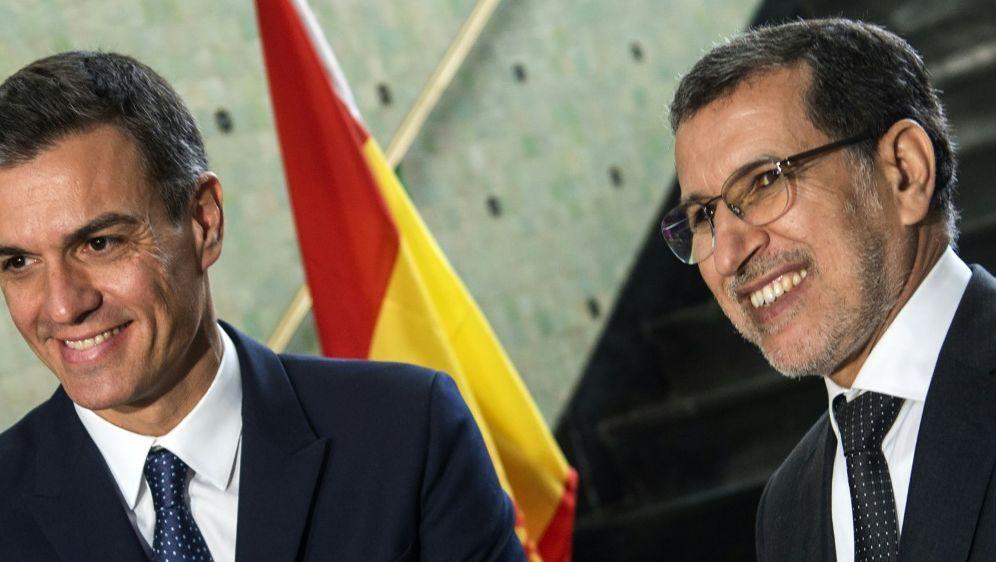 Spanien, Portugal und Marokko wollen die WM 2030 - Bildquelle: AFPSIDFADEL SENNA