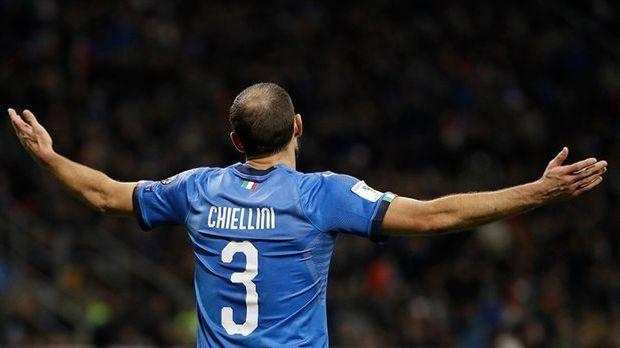 Italien verpasst Fußball-WM