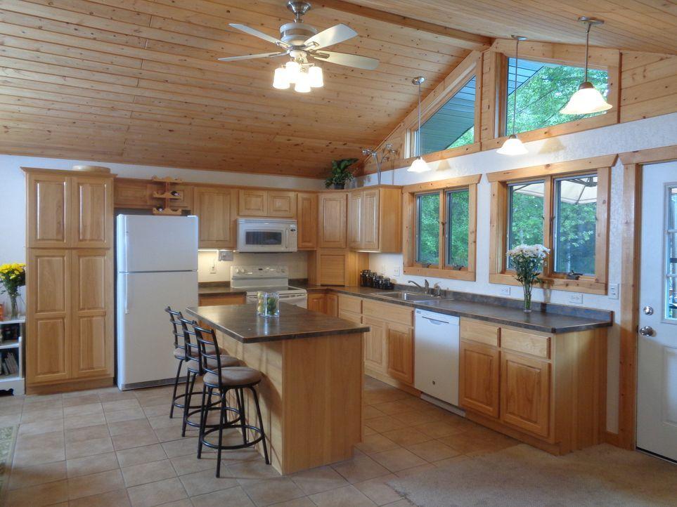 In die Gegend am Pokegama Lake haben sich Terry und Kathy verliebt. Nun wollen sie sich ein eigenes Haus am See kaufen. Doch nicht nur die Außenanla... - Bildquelle: 2015, HGTV/Scripps Networks, LLC. All Rights Reserved.