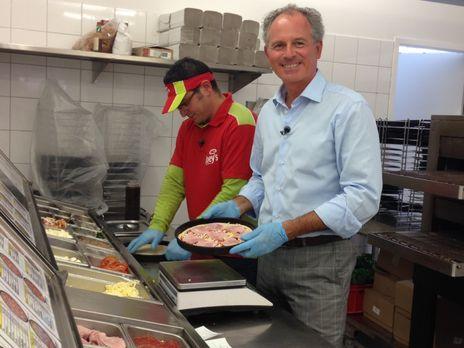 """Die Food-Giganten - Die 5-teilige Reportage-Reihe """"Die Food-Giganten&quo..."""
