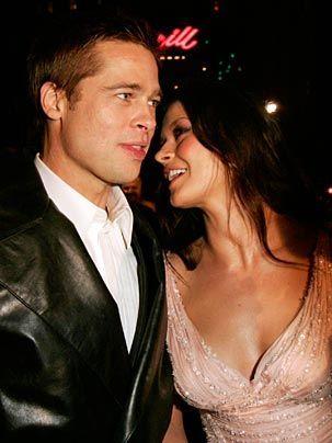 Sexy Brad Pitt - Bildquelle: AP