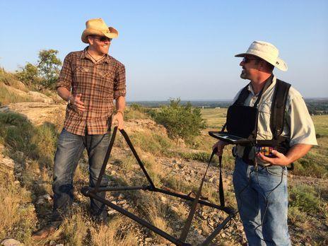 Expedition ins Unbekannte - Außerhalb von Buzzard's Roost, Oklahoma, versuche...