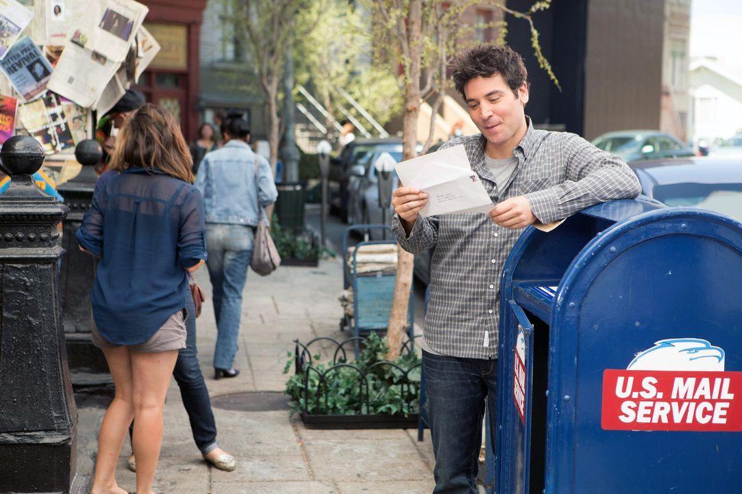 Als guter Freund muss Ted (Josh Radnor) Marshall aus einer scheinbar ausweglosen Situation retten ... - Bildquelle: 2013 Twentieth Century Fox Film Corporation. All rights reserved.