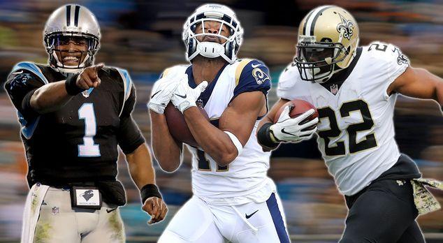 Das Top Team im NFL Fantasy Manager aus Week 10 - Bildquelle: Getty Images