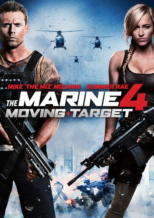 THE MARINE 4: MOVING TARGET - Artwork - Bildquelle: 2015 Twentieth Century Fox Film Corporation.  All rights reserved.  WWE, the WWE logo and The Miz are trademarks of World Wrestling Entertainment, I