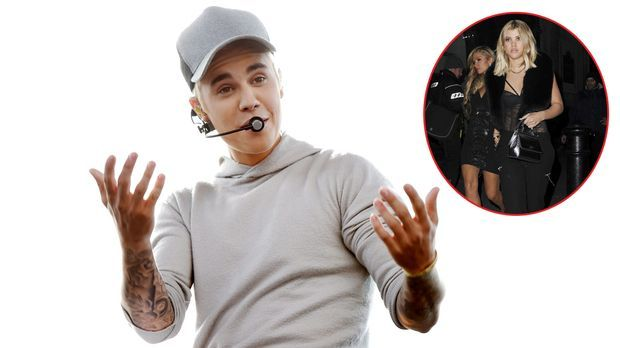 justin bieber eifers chtig ex freundin steht auf lewis. Black Bedroom Furniture Sets. Home Design Ideas