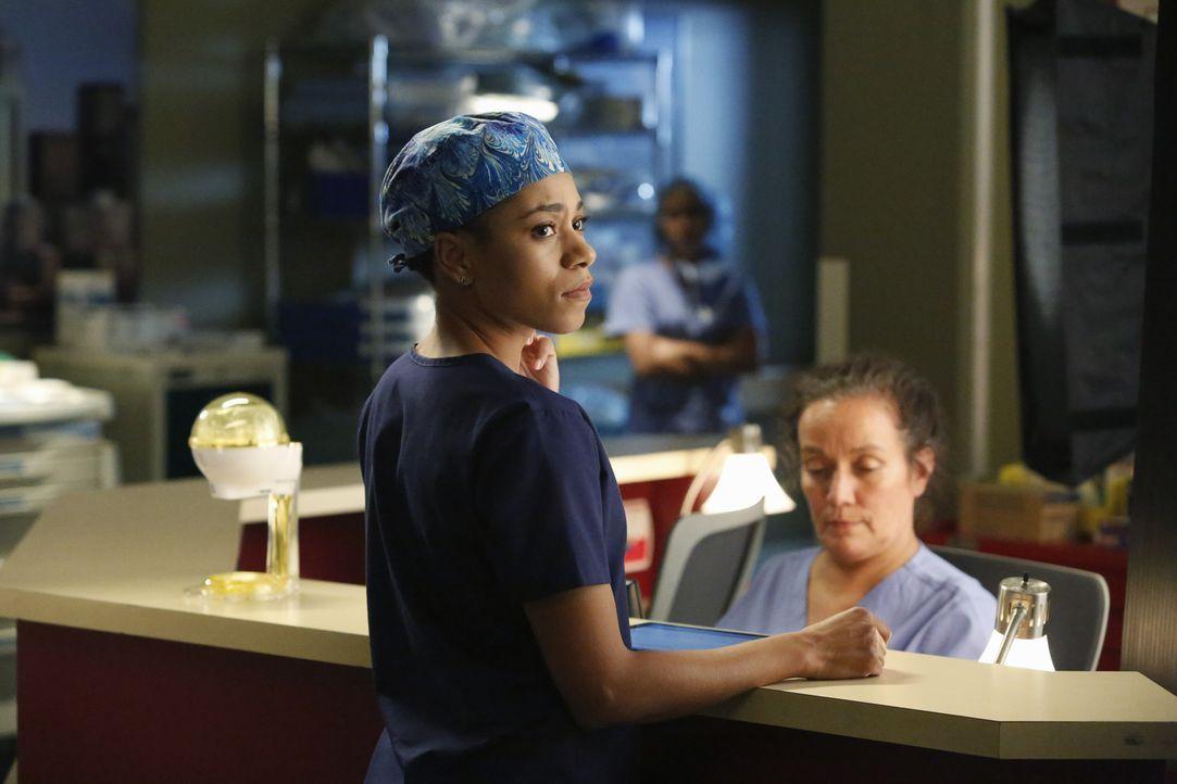 Wird Meredith ihre Hilfe annehmen? Maggie (Kelley McCreary, l.) ... - Bildquelle: ABC Studios
