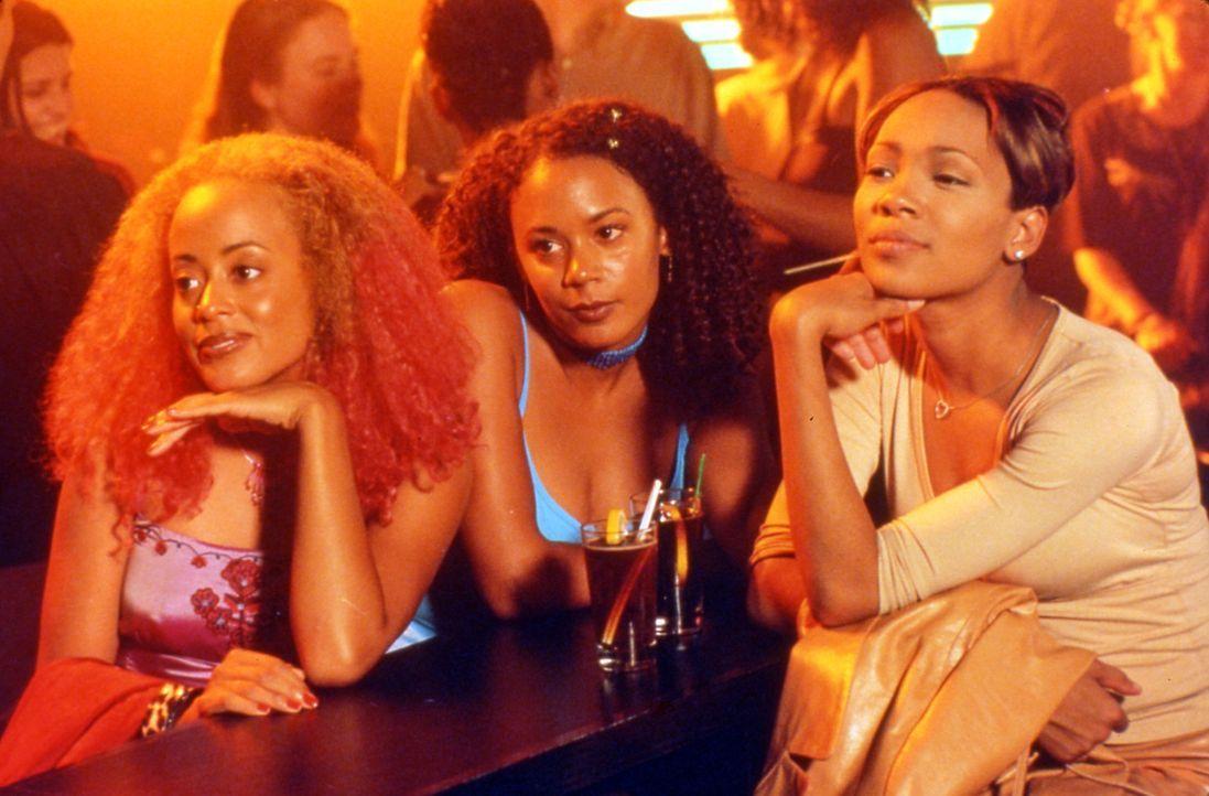 Freundinnen fürs Leben: (v.l.n.r.) Renee (Rachel True), Toni (Essence Atkins) und Camille Livingston (Monica Arnold) ... - Bildquelle: TM &   2003 Paramount Pictures Corporation