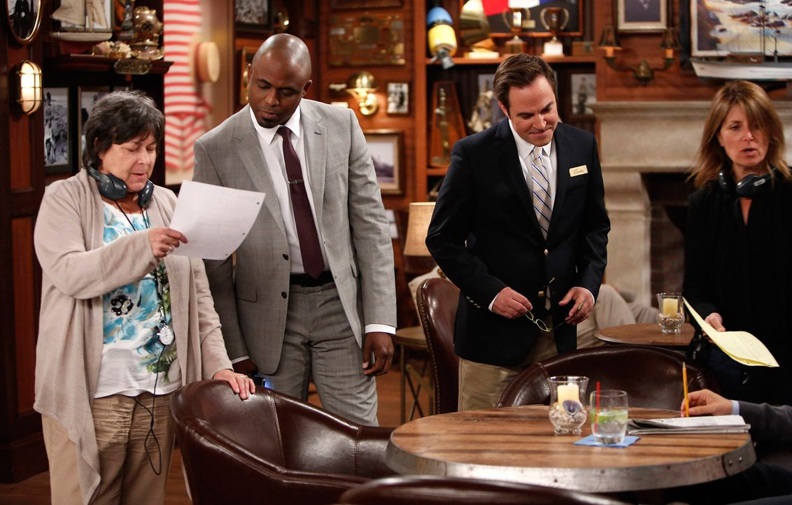 HIMYM- Behind the scenes- Coming back (2) - Bildquelle:  CBS Broadcasting, Inc. All rights reserved