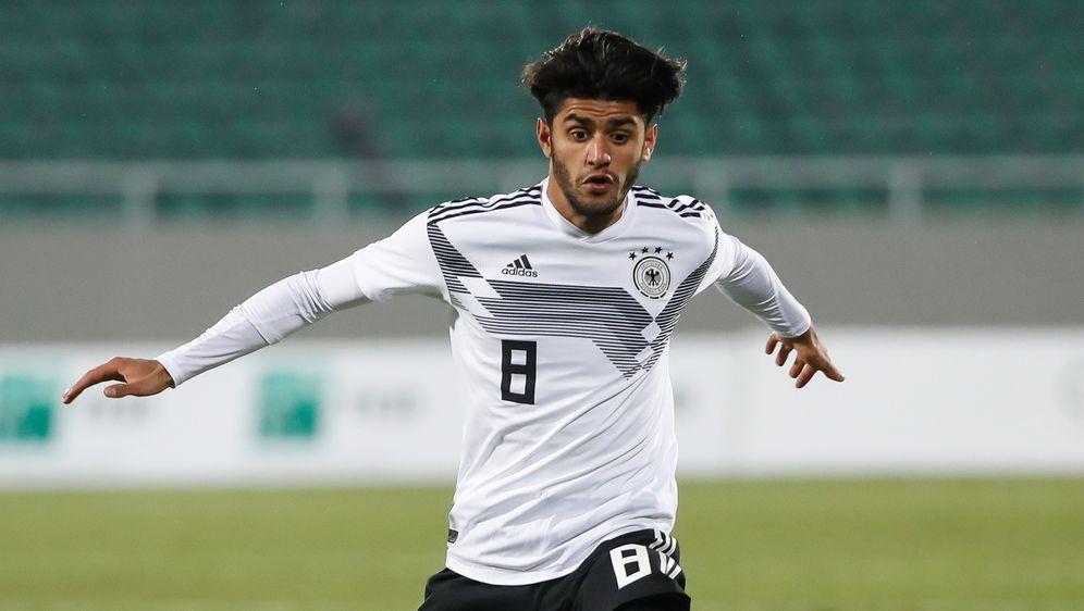 Mahmoud Dahoud steht wieder im Aufgebot der U21 - Bildquelle: Getty Images