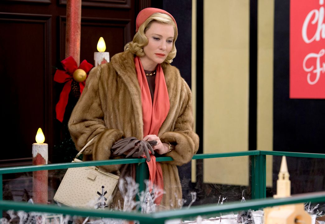 Carol-Cate-Blanchett-DCM - Bildquelle: 2015 The Weinstein Company. All rights reserved.