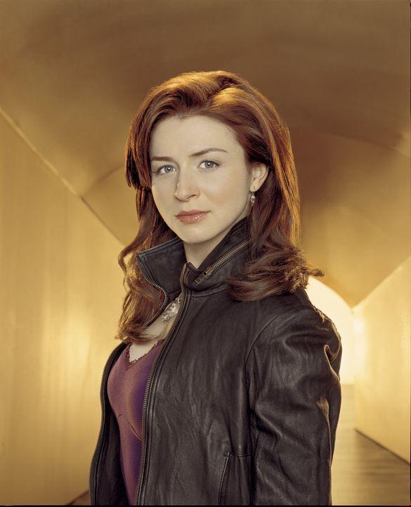 (3. Staffel) - Für das FBI ist Jess Mastriani (Caterina Scorsone) unabkömmlich. Sie besitzt telepathische Fähigkeiten, die sie nutzt, um vermisst... - Bildquelle: Sony Pictures Television International. All Rights Reserved.