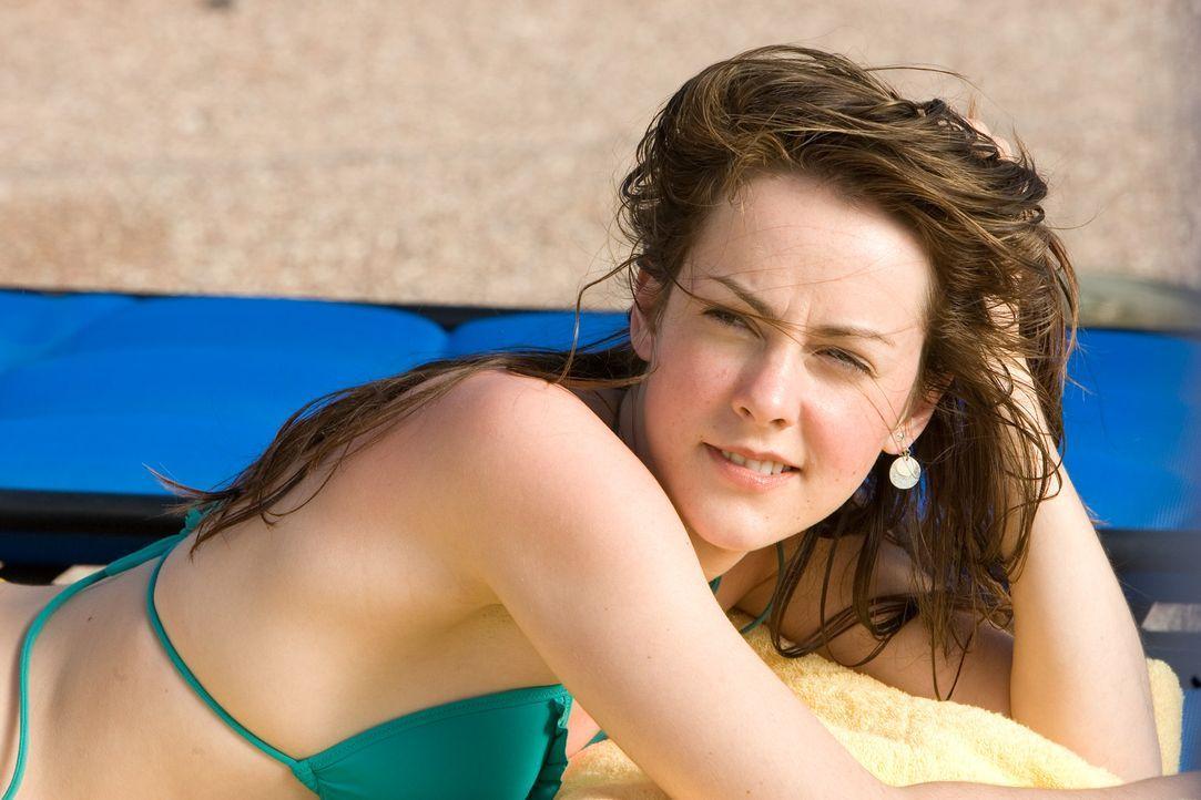 Amy (Jena Malone) will ihren letzten Urlaubstag zur Abwechslung mal nicht am Strand von Cancún verbringen. Da erzählt ein anderer Gast ihr und ihr... - Bildquelle: 2008 DreamWorks LLC. All Rights Reserved.l
