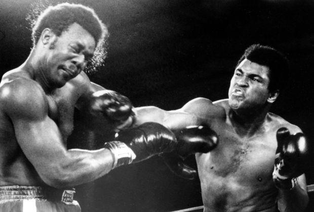 Muhammad Ali vs. George Foreman - Bildquelle: imago