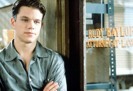 Der Regenmacher - Jung-Anwalt Rudy Baylor (Matt Damon) träumt davon, ein &quo...