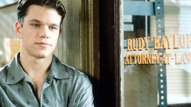 Jung-Anwalt Rudy Baylor (Matt Damon) träumt davon, ein