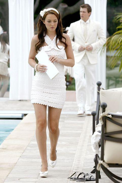 Blair (Leighton Meester) ist hin- und hergerissen. Soll sie die Beziehung mit Marcus vertiefen oder ihre alte Liebe zu Chuck aufleben lassen? - Bildquelle: Warner Brothers