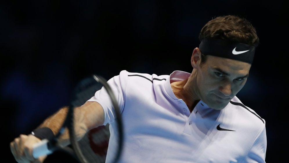 Roger Federer schlägt Jack Sock mit 6:4, 7:6 (7:4) - Bildquelle: AFPSIDADRIAN DENNIS