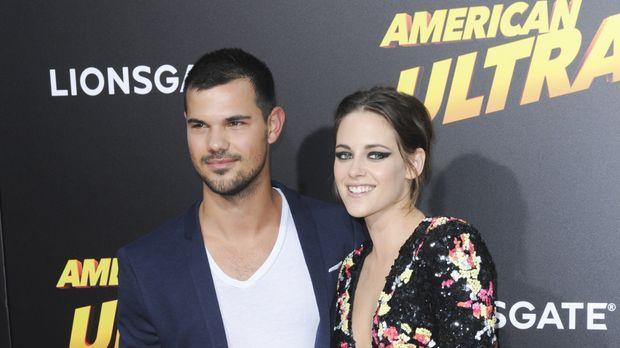 Kristen Stewart Nach Trennung Dates Mit Twilight Kollege Taylor