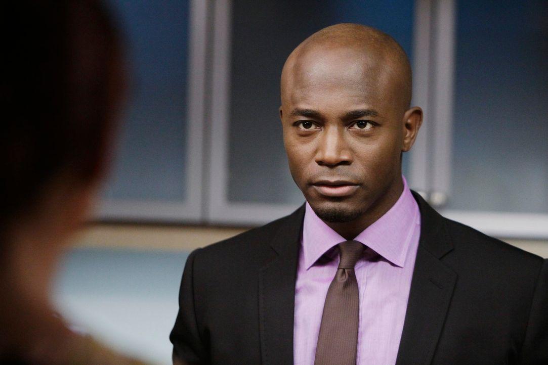 Glaubt, dass es Mark nicht ernst mit Addison meint: Sam (Taye Diggs) ... - Bildquelle: ABC Studios