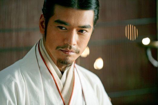 John Woo's Red Cliff - Zhuge Liang (Takeshi Kaneshiro), enger Berater und Str...