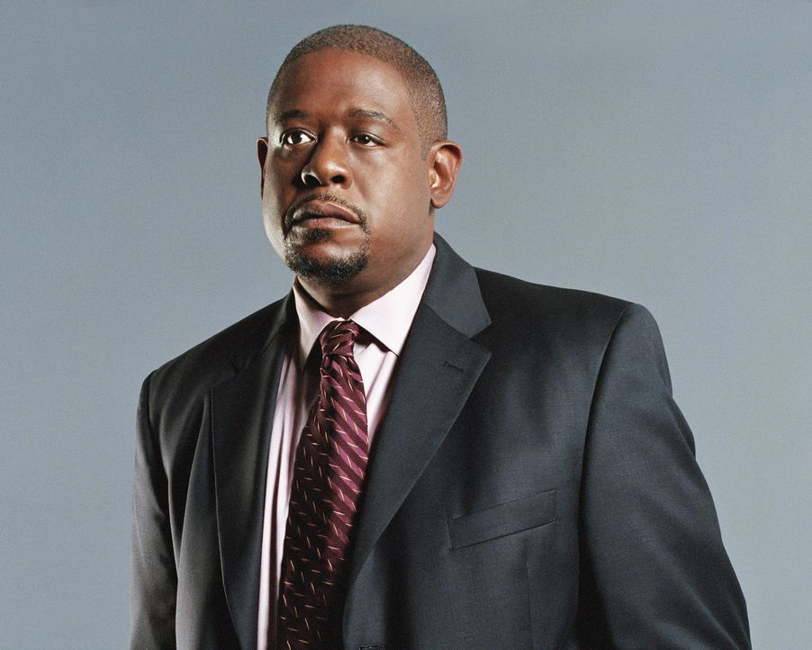 (7. Staffel) - Er setzt alles daran, das Strike Team endlich zu Fall zu bringen: Lieutenant Jon Kavanaugh (Forest Whitaker) - Bildquelle: 2007 Twentieth Century Fox Film Corporation. All Rights Reserved.