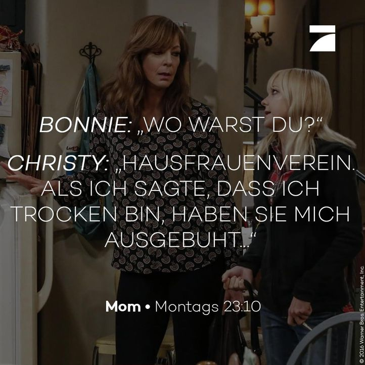 Bonnie und Christy - Staffel 3 Episode 23 - Bildquelle: 2016 Warner Bros. Entertainment, Inc.
