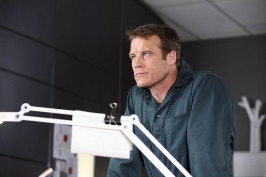 Human Target - Ein neuer Auftrag wartet auf Christopher Chance (Mark Valley)...