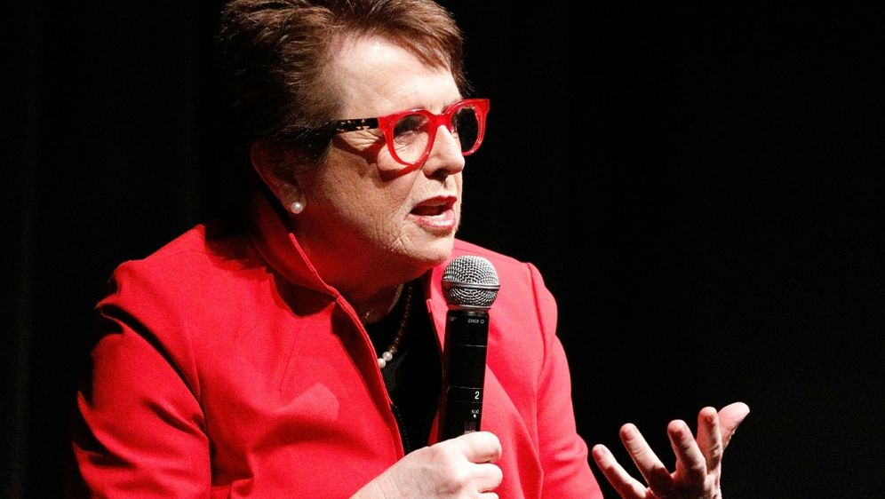 Billie Jean King kritisiert Margaret Court - Bildquelle: GETTY IMAGES NORTH AMERICAGETTY IMAGES NORTH AMERICASIDLars Niki