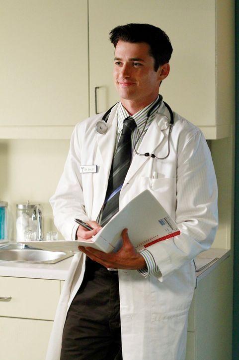 Susan versucht zum Leidwesen von Julie, sie mit Dr. Bailey (Wes Brown) zu verkuppeln ... - Bildquelle: ABC Studios