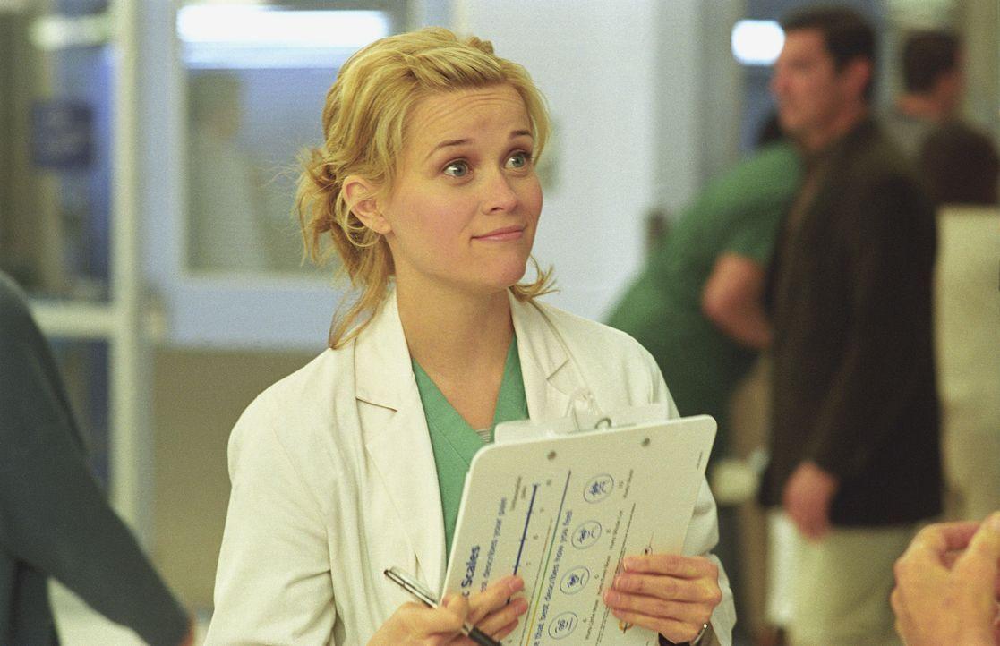 Elizabeth Masterson (Reese Witherspoon) ist ein Workaholic durch und durch. Ihrer Karriere ordnet die talentierte und attraktive Ärztin alles unter... - Bildquelle: Telepool GmbH