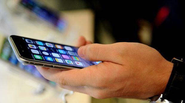 iPhone wiederherstellen_dpa