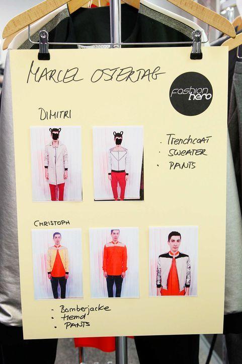 Fashion-Hero-Epi05-Atelier-62-ProSieben-Richard-Huebner - Bildquelle: Richard Huebner