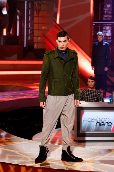 Fashion-Hero-Epi03-Show-030-ProSieben-Richard-Huebner - Bildquelle: Richard Huebner