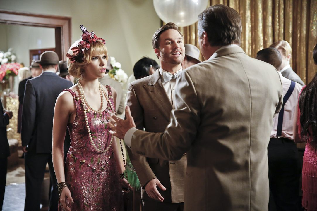 Hart of Dixie, Folge 14: Magnolia und George - Bildquelle: Warner Bros. Entertainment, Inc.